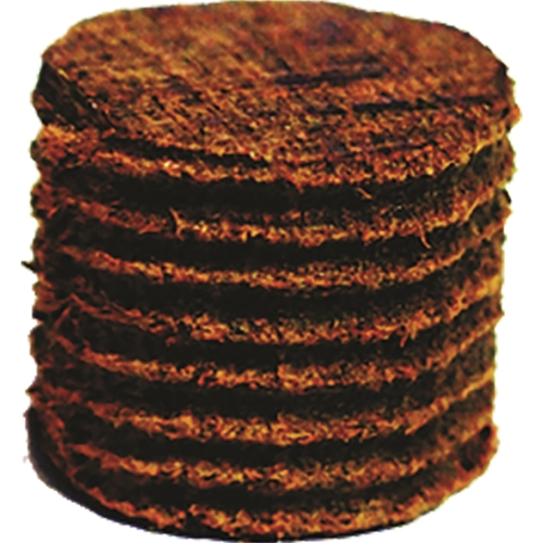 "3/8"" Tigerwood Extreme Plugs - 100pk"