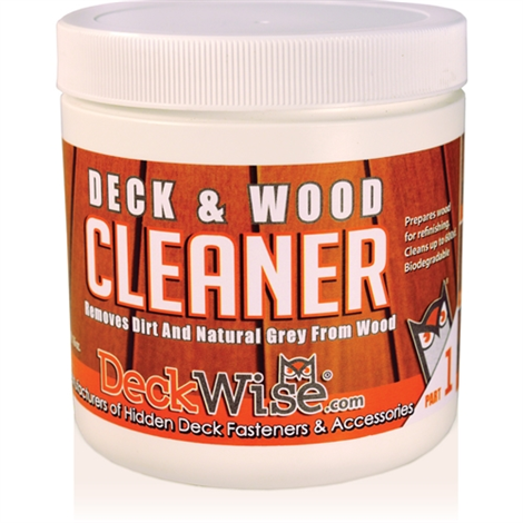Deck Cleaner