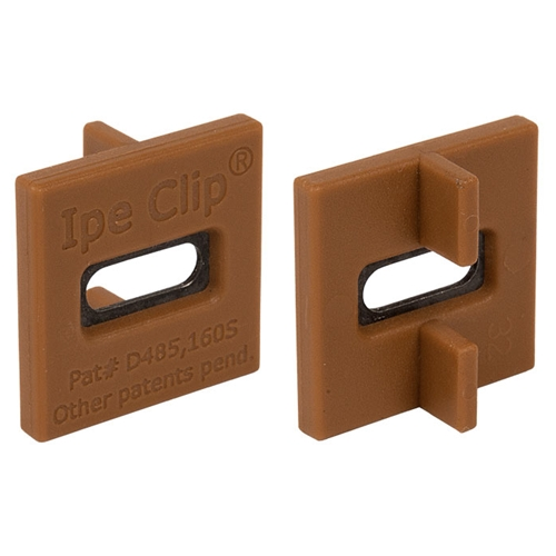 Ipe Clip EXTREME Fasteners - 100pk