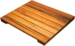 tigerwood deck tile